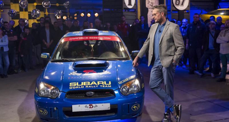 Top Gear France saison 5 en streaming : où et quand regarder l'épisode 3 du 2 janvier ?