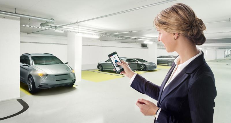 Bosch présente un nouveau système Keyless pour lutter contre le vol numérique de voitures