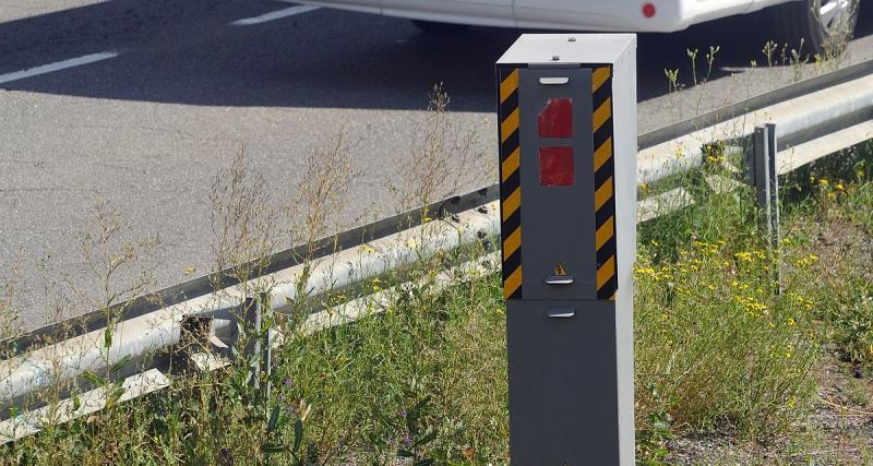 Un radar automatique à vendre sur leboncoin pour 50€