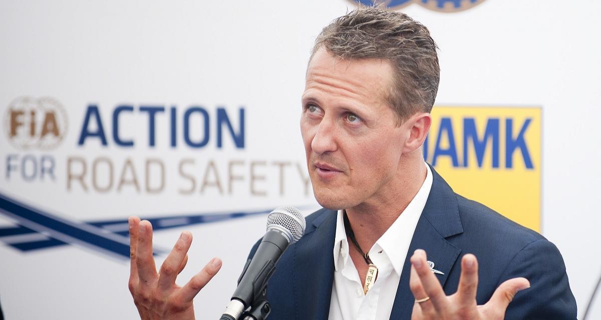 Michael Schumacher : 50 ans, et ce même manque