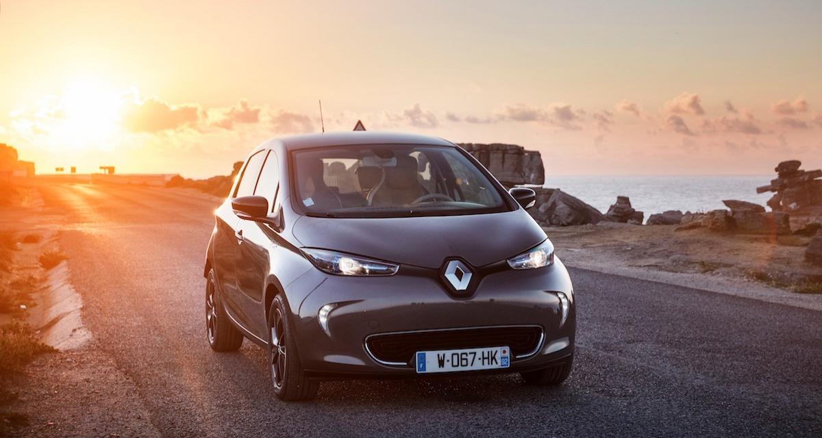 Renault ZOE : la reine des voitures électriques en France