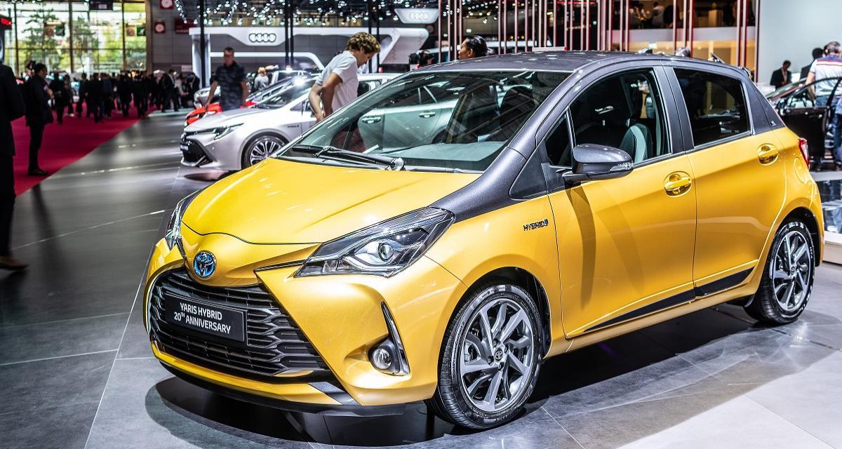 Toyota France : nouveau record de ventes en 2018