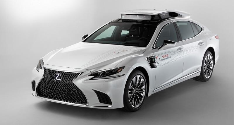 CES 219: Toyota P4, la conduite autonome c'est déjà demain