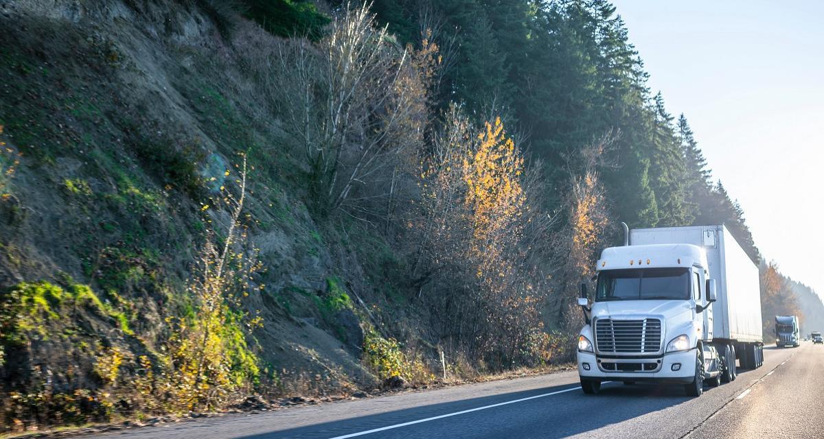Un poids lourd de 39 tonnes arrêté à 147 km/h