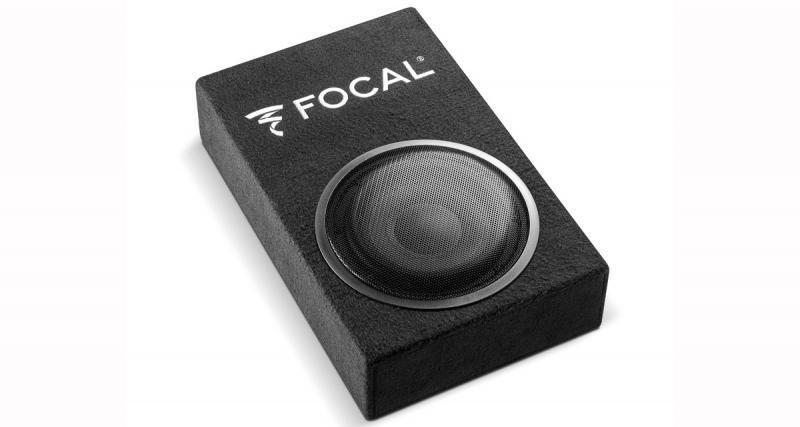 Un nouveau caisson de grave puissant et compact chez Focal