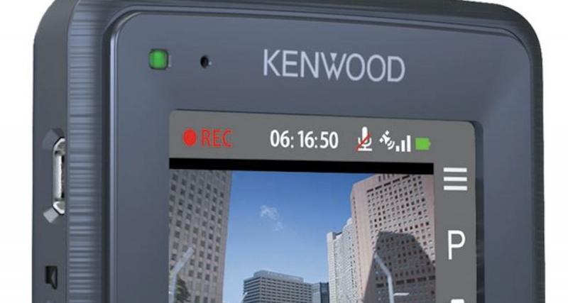 Kenwood DRV-330 : à l'essentiel