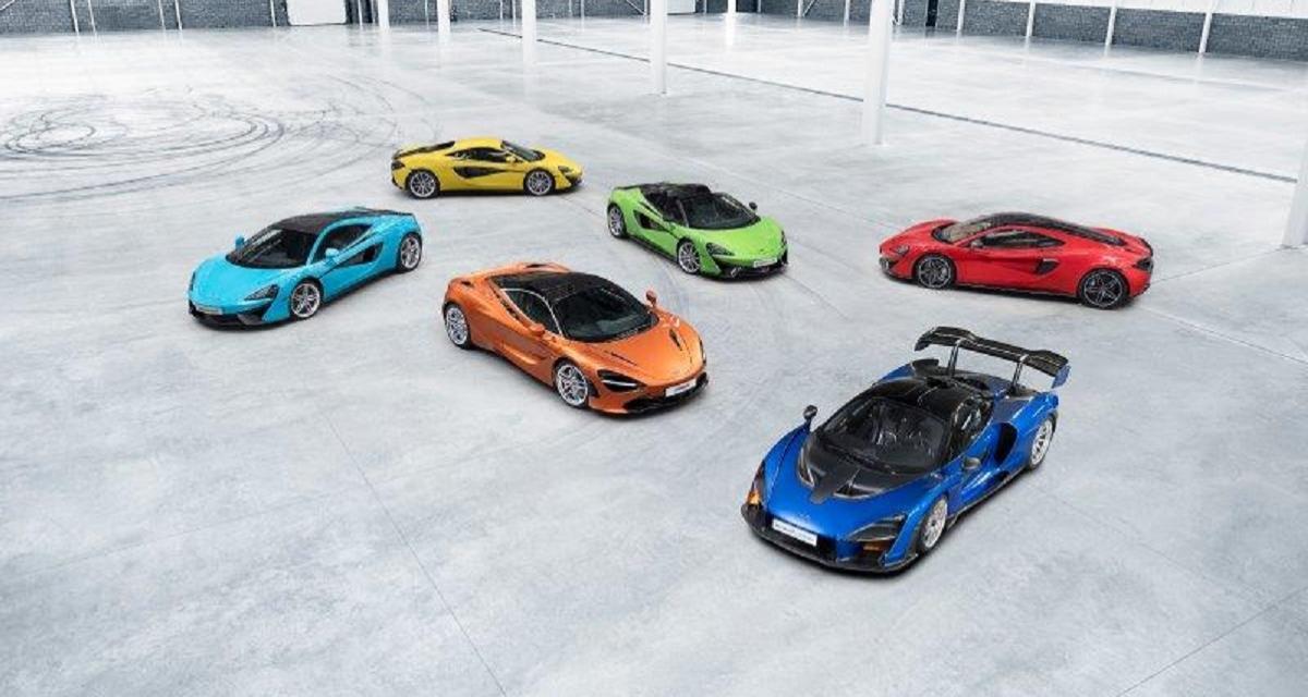 McLaren : ventes en hausse de 122,5 % en Chine