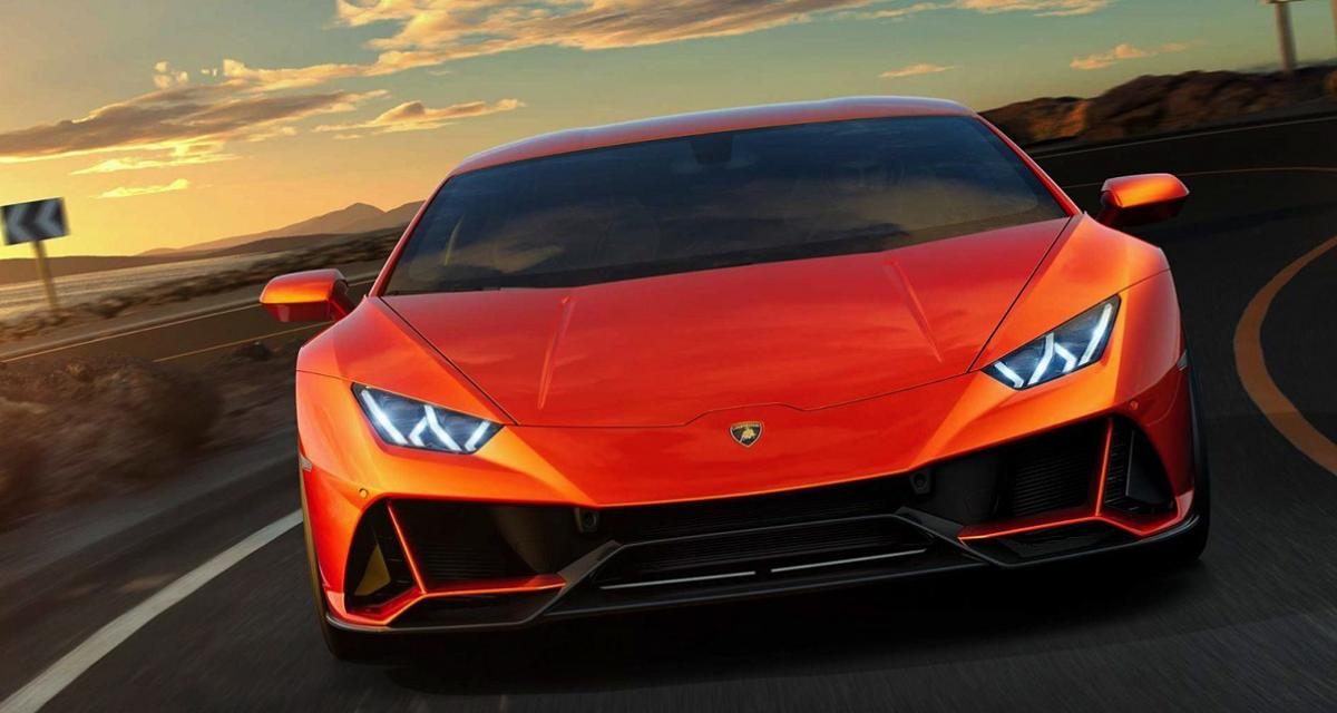 Lamborghini Huracan EVO 2019 : un cran au-dessus