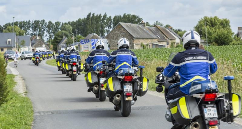 Excès de vitesse à 194 km/h : les gendarmes en ont ras-le-bol