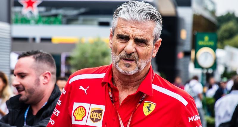 Ferrari : Mattia Binotto remplace Maurizio Arrivabene