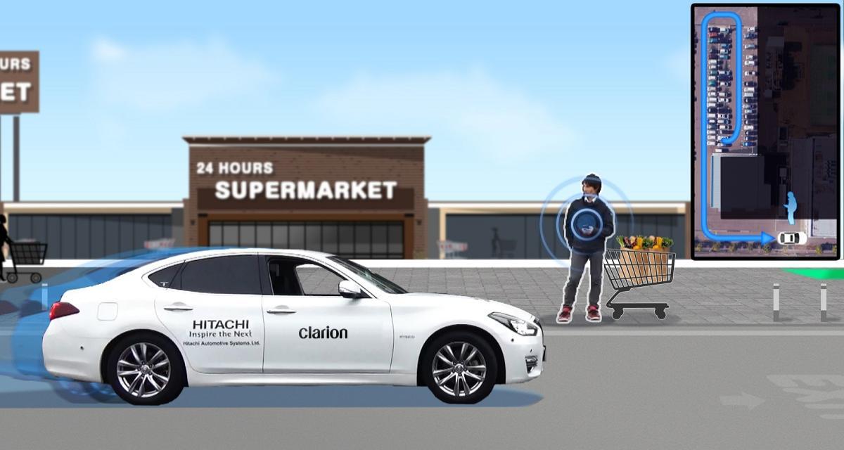 CES 2019: comment récupérer sa voiture à distance grâce à Clarion