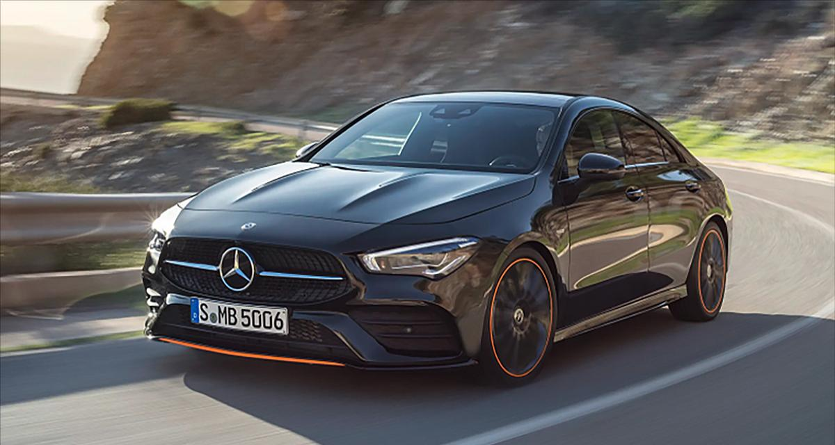 Mercedes CLA 2019 dévoilée : les premières images