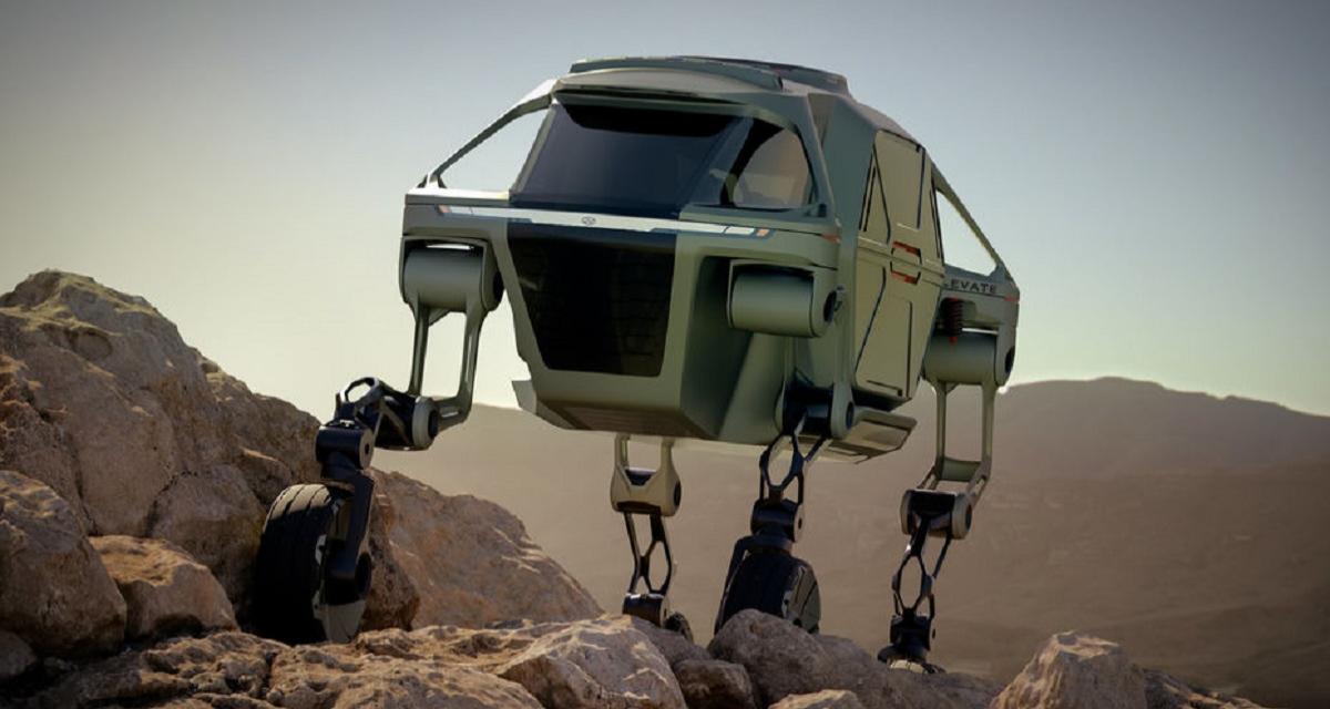 Hyundai Elevate: partout et pour tous