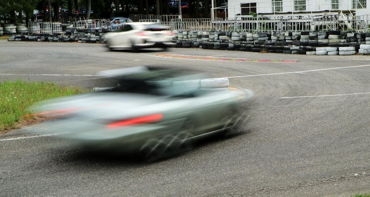 Flashé à 232 km/h sur l'A7 au volant de son Audi A3