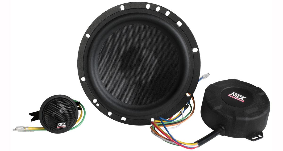 MTX SS7 : un kit 2 voies séparées conçu pour une écoute musicale et dynamique