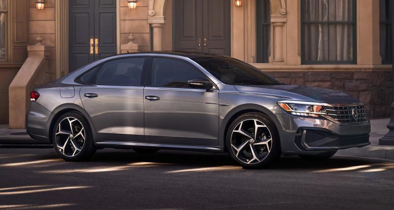Salon de Détroit 2019 : toutes les photos de la Volkswagen Passat 2020