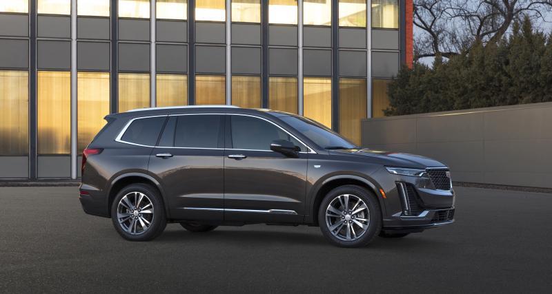 Salon de Détroit 2019 : toutes les photos du nouveau Cadillac XT6Luxury