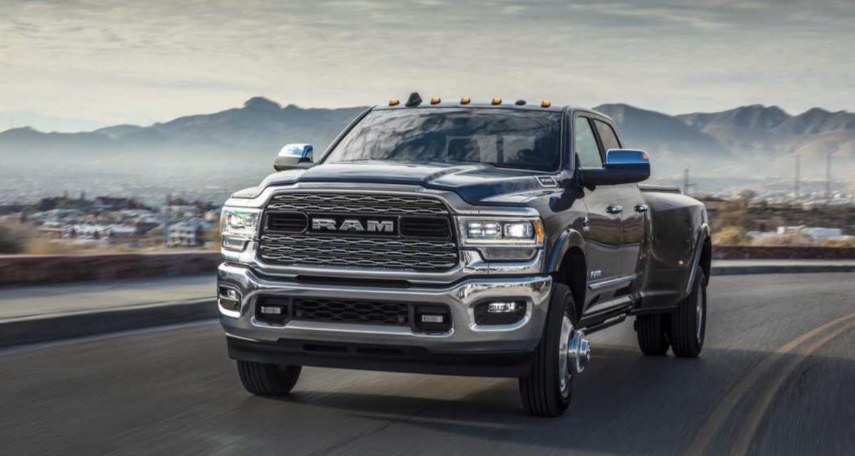 Dodge Ram 2019 Heavy Duty : un mastodonte - Autonews