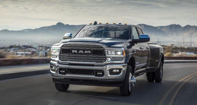 Dodge Ram 2019 Heavy Duty : un mastodonte