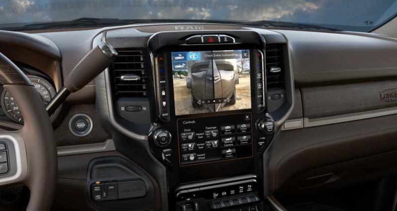 Dodge Ram Heavy Duty: un baroudeur de luxe !