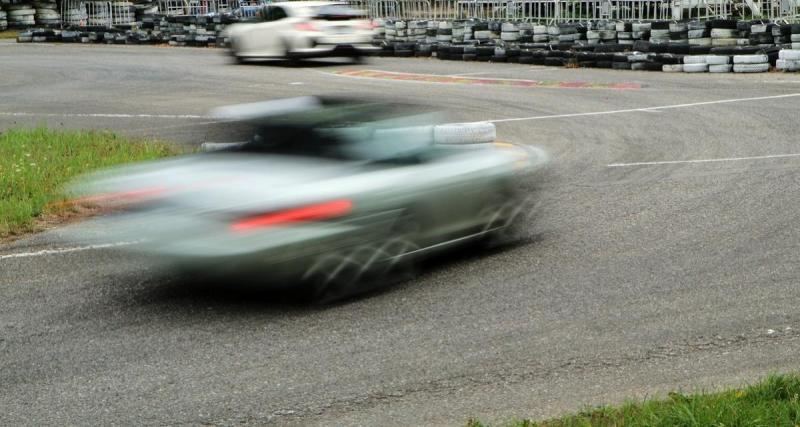 Un conducteur toulousain arrêté en grand excès de vitesse en Dacia Duster