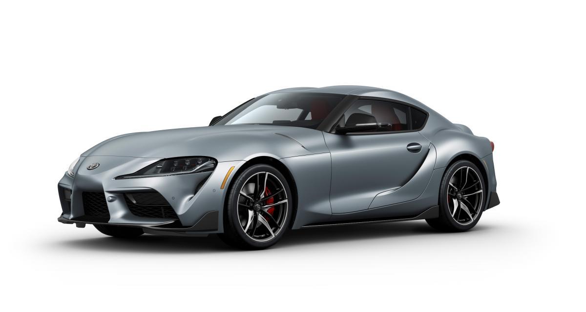 Salon de Détroit : toutes les photos de la nouvelle Toyota Supra