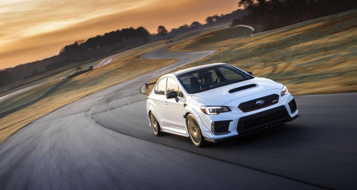 Salon de Détroit 2019 : toutes les photos de la Subaru STI S209