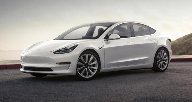 Tesla Model 3 : piratez, c'est gagné !