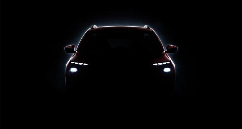 Skoda dévoile un teaser de son futur SUV