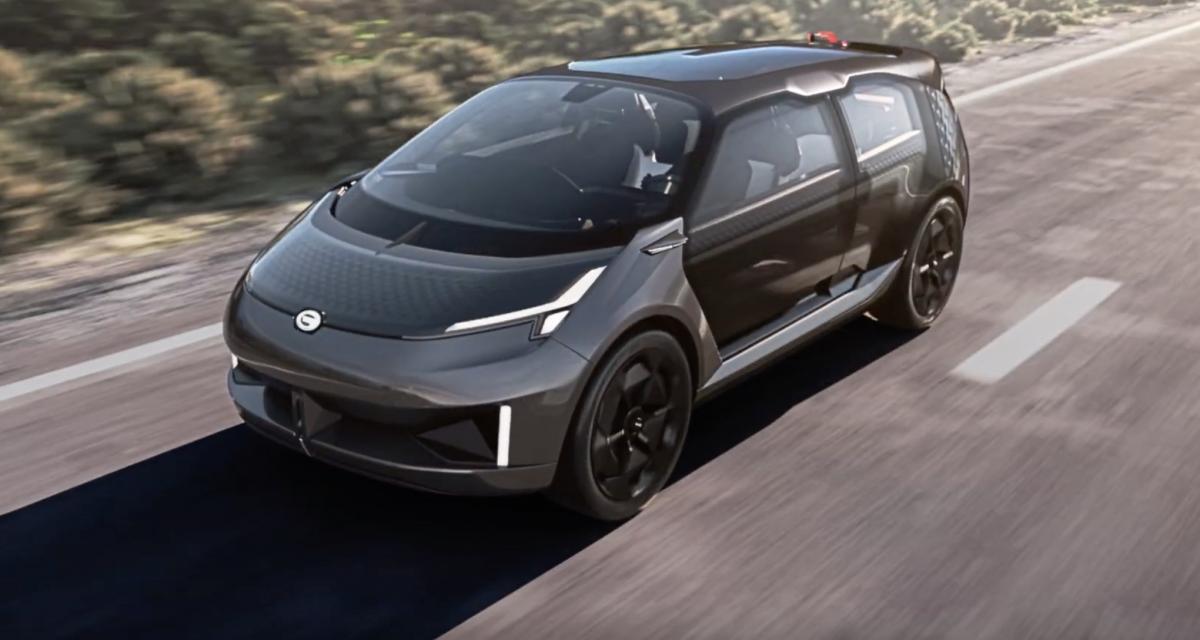 Salon de Détroit : GAC présente en vidéo son nouveau Concept-car