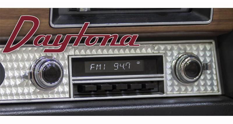 Au CES, Retrosound présentait de nouveaux autoradios vintage pour les voitures de collection