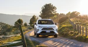 Toyota RAV4 : les photos de l'essai depuis Barcelone