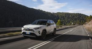 Essai du Nouveau Toyota Rav4 : SUV et hybride