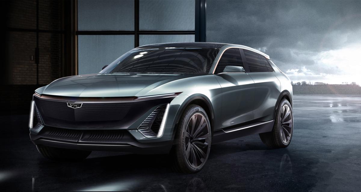 Le Cadillac EV 2020 en 3 points