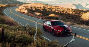 La Ford Mustang Shelby GT500 2020 en 4 points