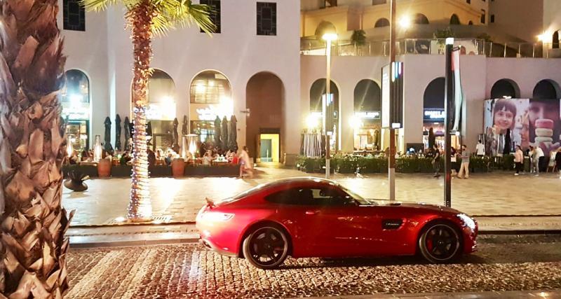 Dubaï : l'automobile dans toute sa splendeur