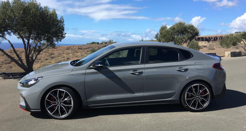 Essai Hyundai i30 Fastback N : nos impressions au volant