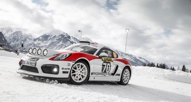 Porsche débarque en rallye pour la saison 2020 !