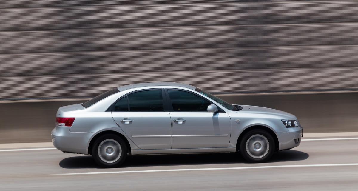 Flashé pour un excès de vitesse de 81 km/h