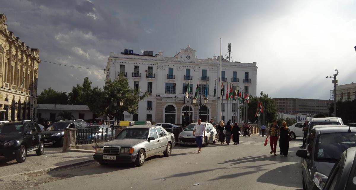 Vol de voitures en Algérie : une partie du réseau de Tizi-Ouzou démantelée
