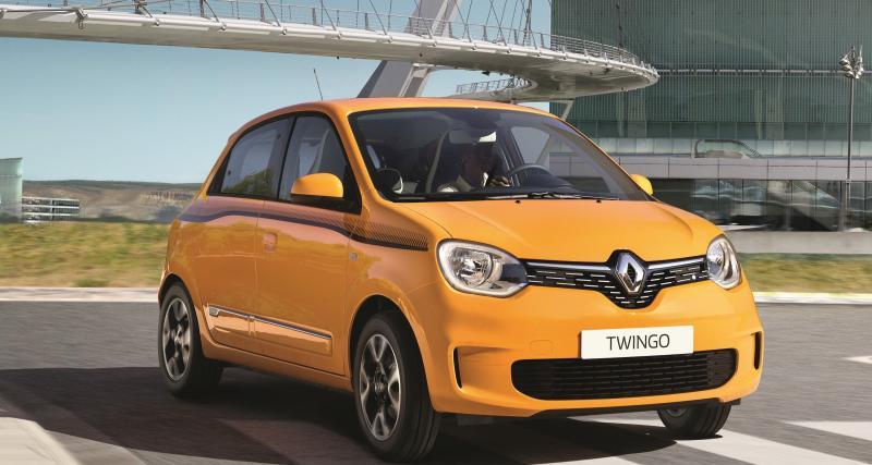 Renault Twingo 3 : toutes les photos du restylage