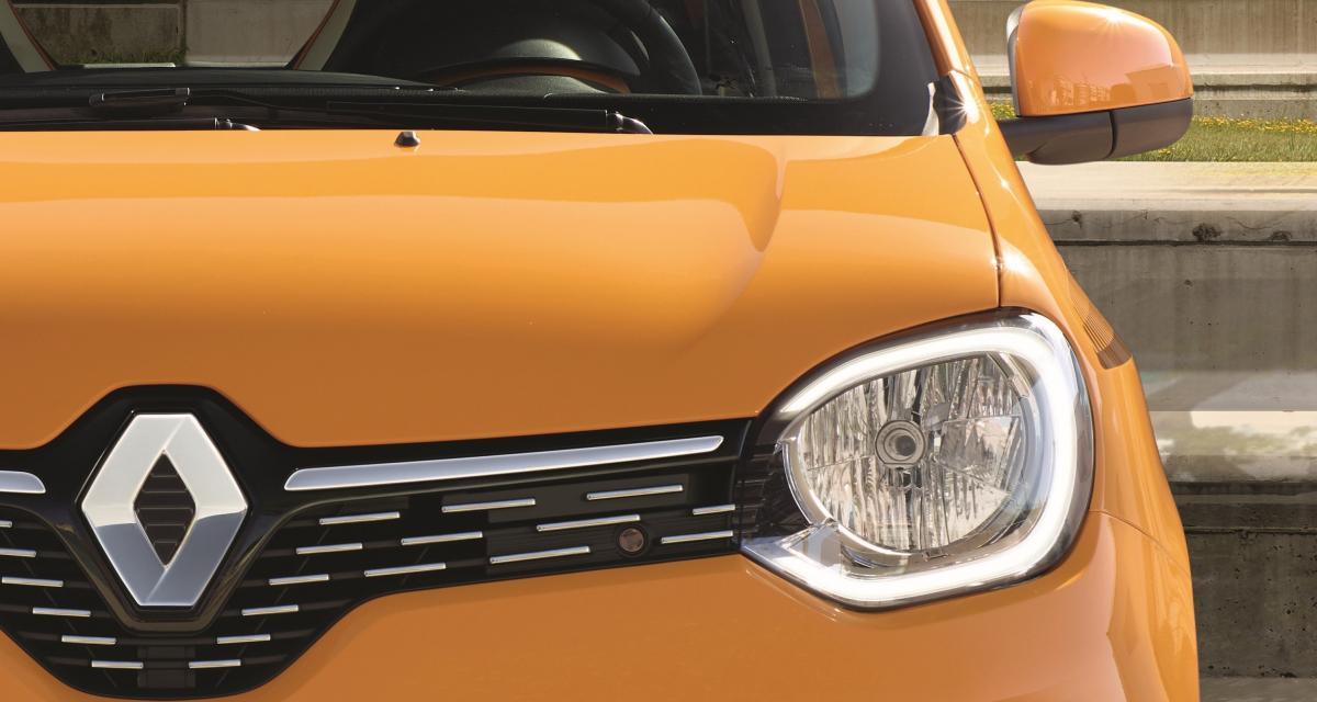 Renault Twingo III restylée : nouveau look pour une nouvelle vie