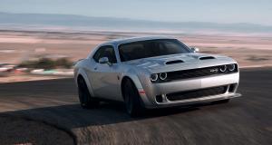 Une version hybride pour la prochaine Dodge Challenger