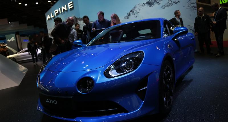 James May (Top Gear UK) a acheté la nouvelle Alpine A110