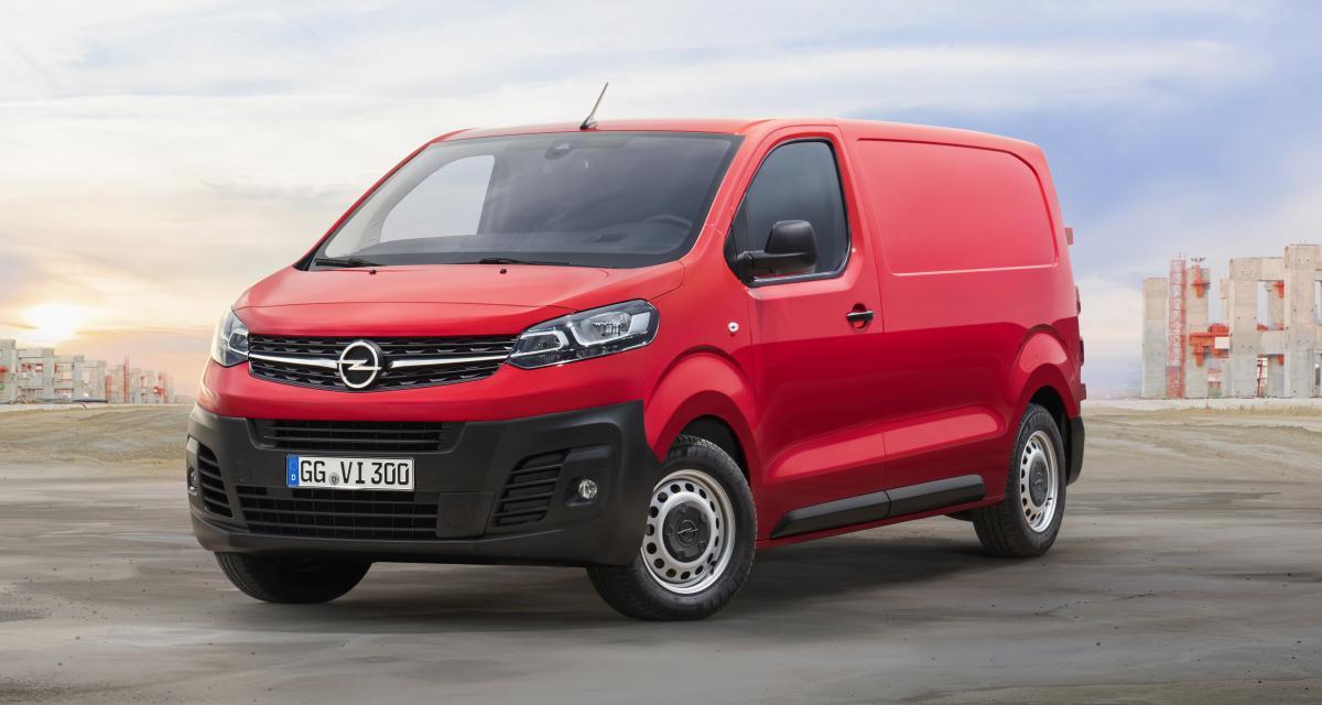 Opel Vivaro : toutes les photos de la 3e génération de l'utilitaire