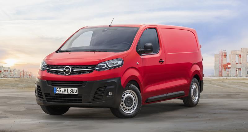 Nouvel Opel Vivaro : venu bousculer tout le monde