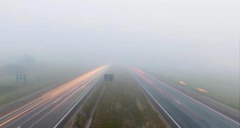 Flashé à 214 km/h sur une route limitée à 110