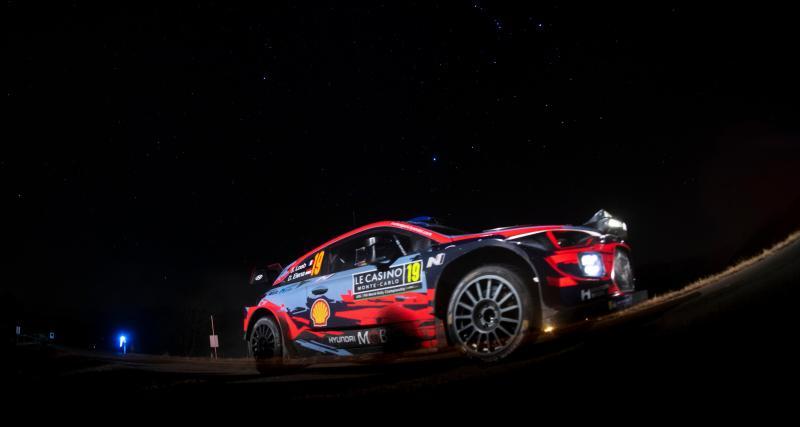 Le rallye de Monte-Carlo en streaming