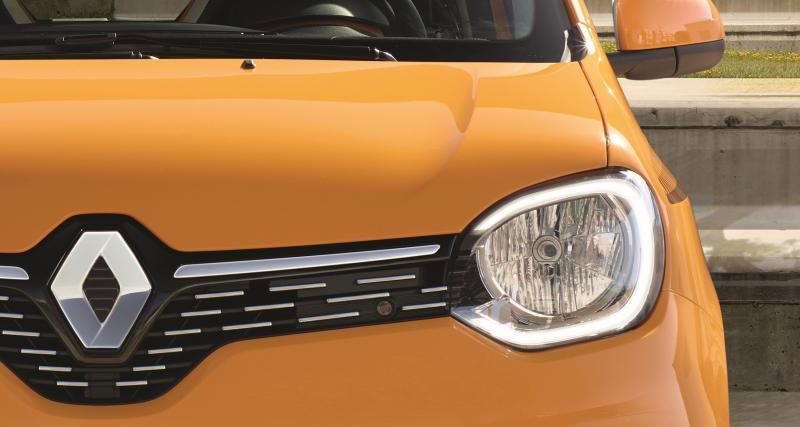 Nouvelle Renault Twingo 3 restylée: la citadine au Losange en 5 points