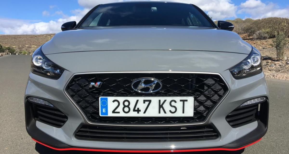 Essai Hyundai i30 Fastback N: notre essai en 5 points (vidéo)